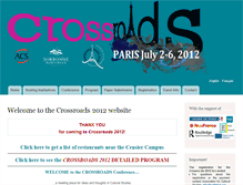 Tablet Preview of crossroads2012.org